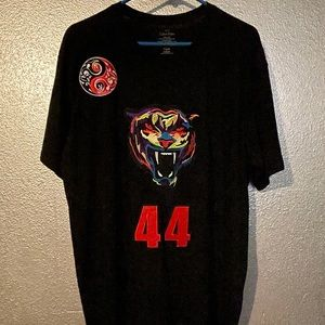 Balanced Beast's Jersey Shirt Prototype